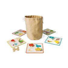Nursery products supplier of Janod Memory Touch Recognition Game