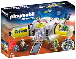 Nursery products supplier of Playmobil Space Mars Space Station with Functioning Double Laser Shooter