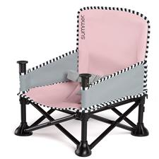 Nursery products supplier of Summer Infant Pop N Sit Pink