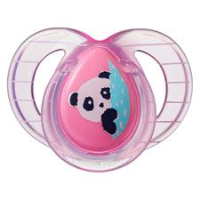 Nursery products supplier of Tommee Tippee Closer to Nature Anytime Soother Pink 6-18m 2Pk