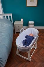 Nursery products supplier of Tommee Tippee Sleepee Basket & Stand - Classic Grey