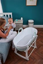 Nursery products supplier of Tommee Tippee Sleepee Basket & Stand - Mint Green