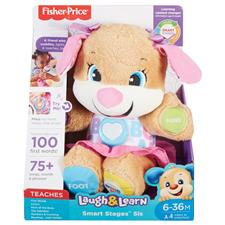 Nursery products wholesaler of Fisher-Price Laugh & Learn Smart Stages First Words Sister