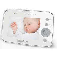 Angelcare AC1300 Digital Video, Movement and Sound 3.5