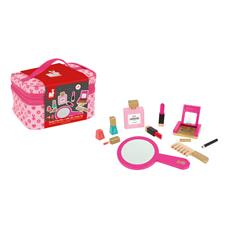 Baby products distributor of Janod Little Miss Vanity Case 10pc