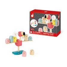 Baby products distributor of Janod Zigolos Balancing Game Flamingo