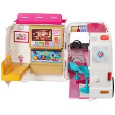 Wholesale of Barbie Large Medical Rescue Vehicle