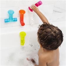 Boon Pipes Bath Toy 5Pk