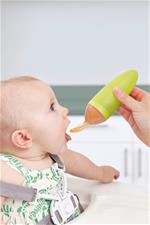 Distributor of Boon Squirt Spoon - Green