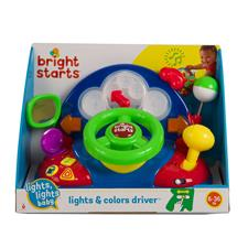 Bright Starts Lights and Colours Driver