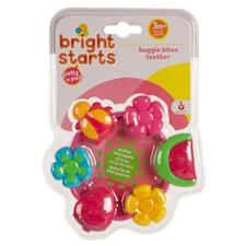 Bright Starts Pretty in Pink Buggie Bites