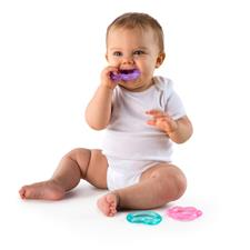 Bright Starts Pretty in Pink Chill N Teether