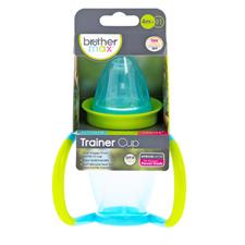 Brother Max 4-in-1 Trainer Cup - Blue/Green