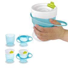 Brother Max Sippy Cup - Blue/Green