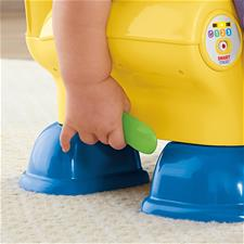 Distributor of Fisher-Price Laugh & Learn Smart Stages Chair Yellow