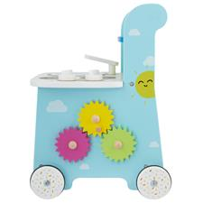 Early Learning Centre Wooden Activity Kitchen Walker
