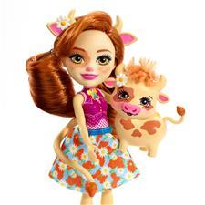 Enchantimals Cailey Cow and Curdle