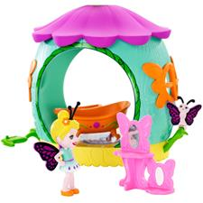 Enchantimals Petal Park Playset Asst