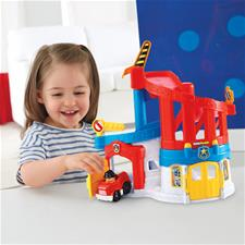 Fisher-Price Little People Race and Chase Rescue