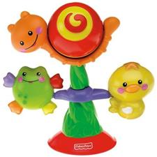 Fisher-Price Spin & Play Suction Cup Toy