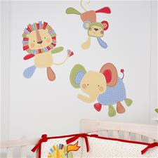 Jolly Jamboree - Nursery Décor Kit