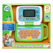 Supplier of Leap Frog 2-in-1 LeapTop Touch Laptop