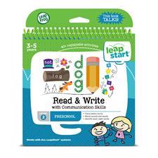 Leap Frog LeapStart Read & Write Activity Book