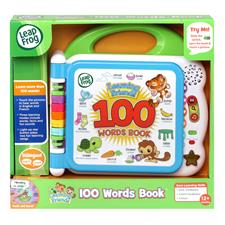 Leap Frog Learning Friends 100 Words Book