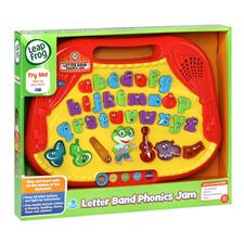 Supplier of Leap Frog Letter Band Phonics Jam
