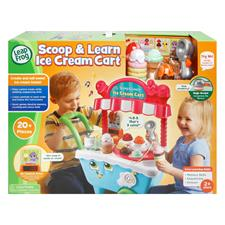 Leap Frog Scoop & Learn Ice Cream Cart