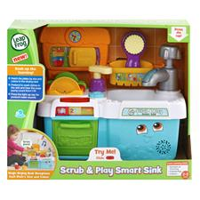 Wholesale of Leap Frog Scrub & Play Smart Sink