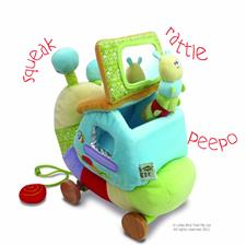 Little Bird Told Me Softly Snail Activity Fun House