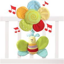 Little Bird Told Me Softly Snuggle Multi Activity Playmat & Gym