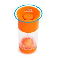 Wholesale of Munchkin Miracle 360 Fruit Infuser Cup Orange 14oz