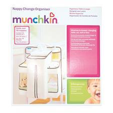 Munchkin Nappy Change Organiser