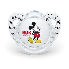 NUK Disney Soothers 6-18m 2Pk