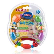 Nuby Teether Bug a Loop