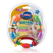 Nuby Teether Bug a Loop