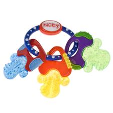 Nuby Teether Icy Bites Keys