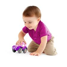 Wholesale of Oball Rattle & Roll Car Pink
