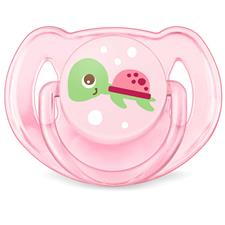 Wholesale of Philips Avent Classic Soothers Animal Pink 6-18m 2Pk