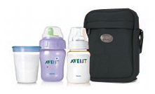Philips Avent ThermaTote Thermabag Black