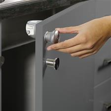 Safety First Magnetic Lock