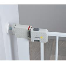 Safety 1st SecureTech Simply Close Extra Tall Metal Gate