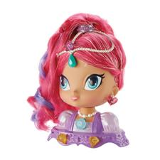 Shimmer and Shine Styling Head Shimmer