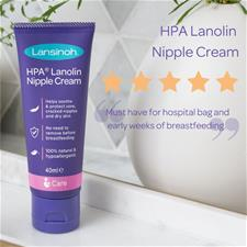 Supplier of Lansinoh Lanolin Cream 40ml
