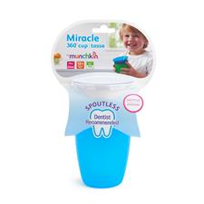 Supplier of Munchkin Miracle 360 Sippy Cup Blue 296ml