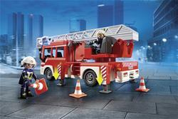 Supplier of Playmobil Fire Engine with Ladder and Lights and Sounds