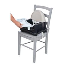 Supplier of Safety 1st Easy Care Swing Tray Booster Seat Black