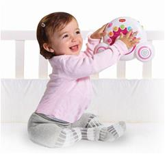 Tiny Love Soothe and Groove Mobile Pink